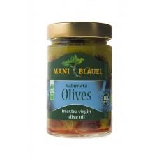 Оливки Kalamata в оливковом масле
