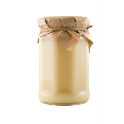 Крем-мед с лимоном