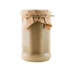 Крем-мед с ванилью