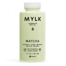 Молоко миндальное с зеленым чаем