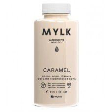 Молоко ореховое со вкусом соленой карамели