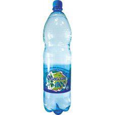 Вода натуральная газированная 1,5 л