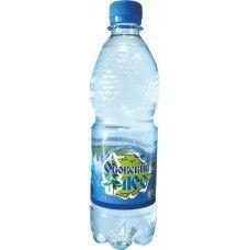 Вода натуральная негазированная 0,5 л